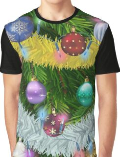 Christmas Tree 1 Graphic T-Shirt