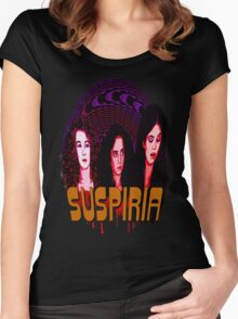 Suspiria Women's Fitted Scoop T-Shirt