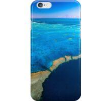 Blue Pacific Wonder iPhone Case/Skin