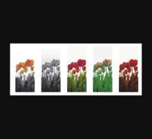 Dutch Tulips part 9 One Piece - Long Sleeve