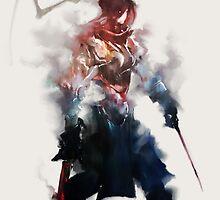 Shadowmist Assassin by cobaltplasma
