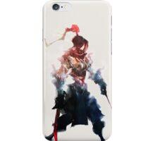 Shadowmist Assassin iPhone Case/Skin