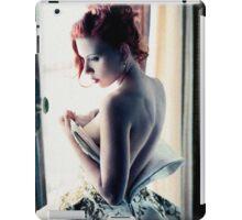 Scarlett Johansson - Film Grain iPad Case/Skin