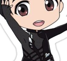 Yuri!!! on Ice Chibi Yuuri Sticker