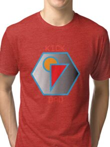 Kick Dad Tri-blend T-Shirt