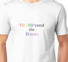 Transcend the Binary Unisex T-Shirt