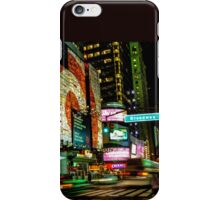 Broadway Lights iPhone Case/Skin