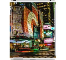 Broadway Lights iPad Case/Skin