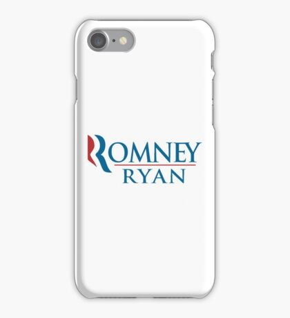 A Mitt Romney iPhone Case/Skin