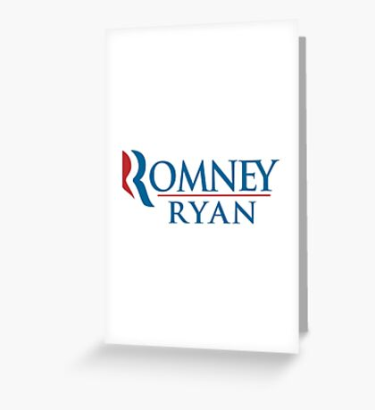 A Mitt Romney Greeting Card