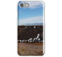Shells and Beach  iPhone Case/Skin