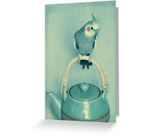 Time For Tweet Greeting Card