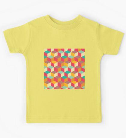 Squares 001 Kids Tee