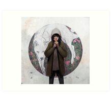 """Floating World - """"Lighter"""" Art Print"""