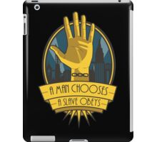 The Cult Of Rapture iPad Case/Skin