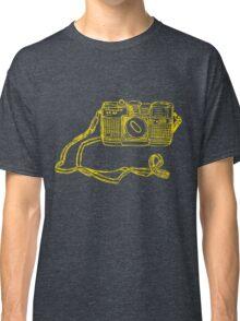 Miranda Yellow Classic T-Shirt
