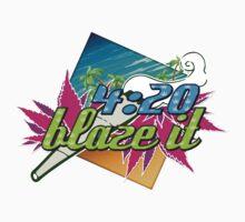 420 blaze it by axadon