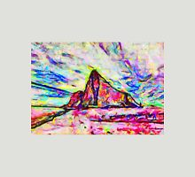 A Psychedelic Rock of Gibraltar Unisex T-Shirt