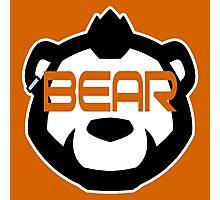 Phenom Bear - Bear Goggles Photographic Print