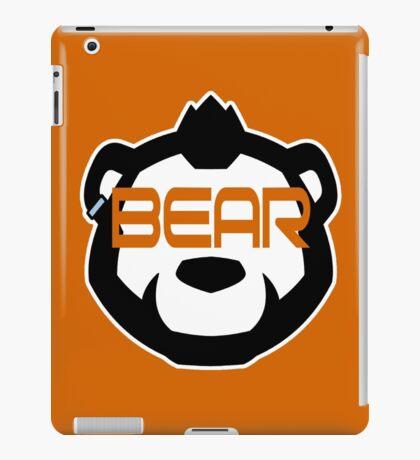 Phenom Bear - Bear Goggles iPad Case/Skin