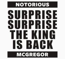 Conor Mcgregor Quote One Piece - Short Sleeve