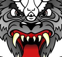 Airwolf Logo  Sticker