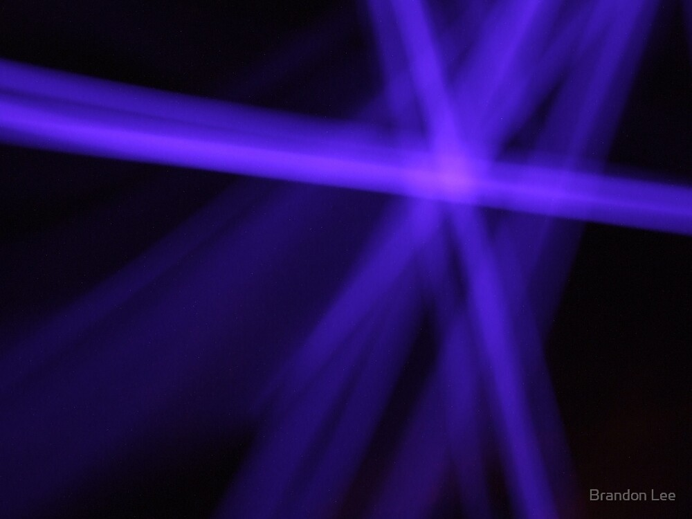 Neon 3 by Brandon Lee