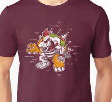Bowser Inside Unisex T-Shirt