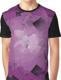 crumpled purple tissue Graphic T-Shirt