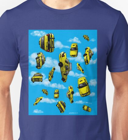 TAXI DREAMS Unisex T-Shirt