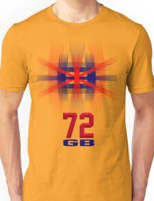 Great Britain 72 Unisex T-Shirt