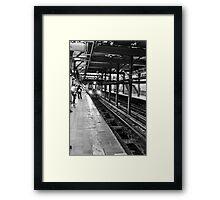 Brooklyn Underground Framed Print