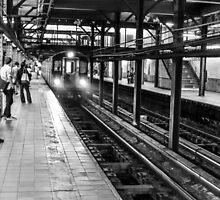 Brooklyn Underground by AlexFHiemstra