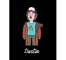 Adventure Dustin Photographic Print