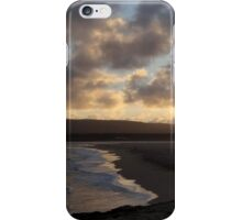 Sunset in Witsand iPhone Case/Skin