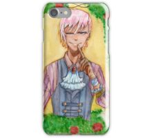 Character Dorian Shane Villiers from TCODSVAVM* iPhone Case/Skin