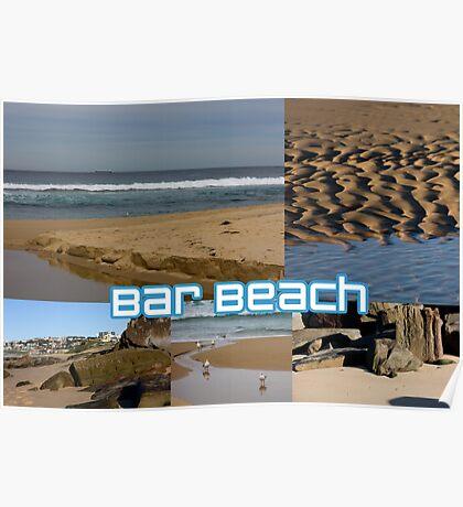 Bar Beach Poster