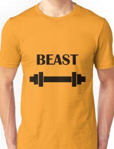 BEAST | eRiC |yELLOW Unisex T-Shirt