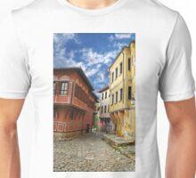 an old city Unisex T-Shirt