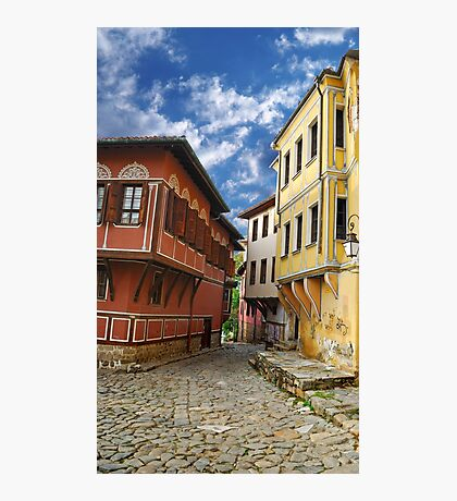 an old city Photographic Print