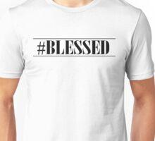 Hashtag Blessed  Unisex T-Shirt
