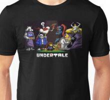 undertale (7) Unisex T-Shirt