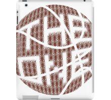 The One Basketball iPad Case/Skin