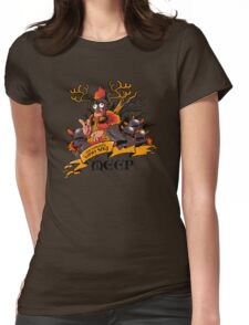 The knights who say... Womens Fitted T-Shirt