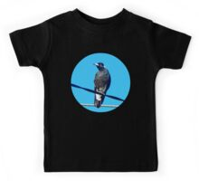 Magpie Up High Kids Tee