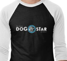 The Black Dog Star Project Men's Baseball ¾ T-Shirt
