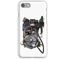 Proton Pack | Ghostbusters | Cult Movies iPhone Case/Skin
