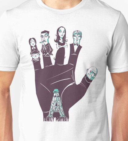 A family portrait Unisex T-Shirt