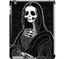 Mona Skullisa iPad Case/Skin