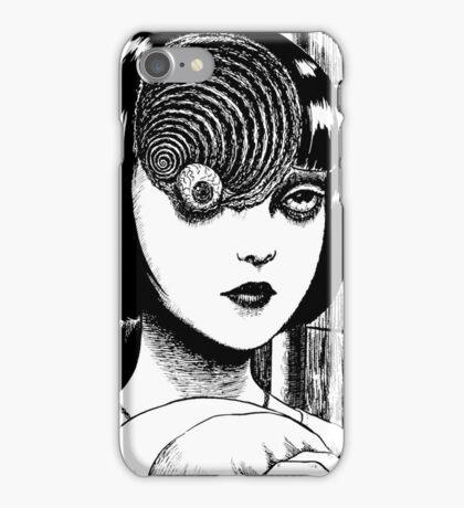 Junji Ito - Uzumaki iPhone Case/Skin